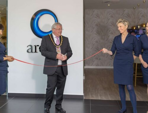 Official Opening for Arena Reading